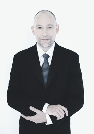 Alexander Weimann - Photo by Julien Faugère, Montréal